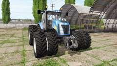 New Holland TG230 v3.0