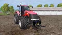 Case IH Magnum CVX 340 wide tires pour Farming Simulator 2015