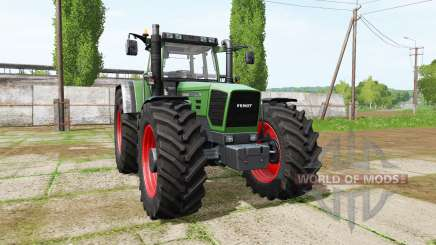 Fendt Favorit 916 Turboshift pour Farming Simulator 2017