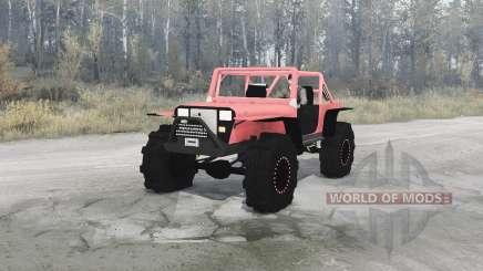 Jeep Wrangler (YJ) pour MudRunner