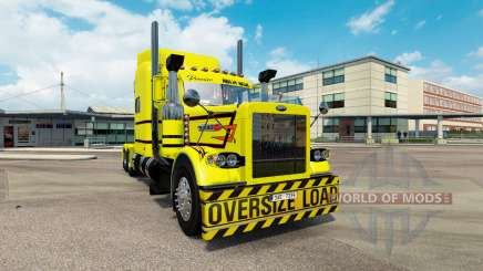 Peterbilt 389 v2.0.8 pour Euro Truck Simulator 2