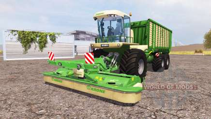 Krone BiG L 500 Prototype für Farming Simulator 2013