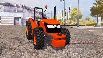 Kubota M7040 für Farming Simulator 2013