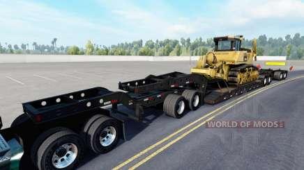 Fontaine Magnitude 55L Komatsu v1.1 für American Truck Simulator