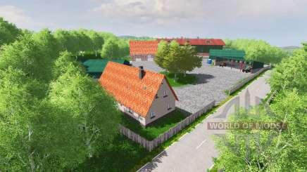 Flowers Stadt v2.0 pour Farming Simulator 2013