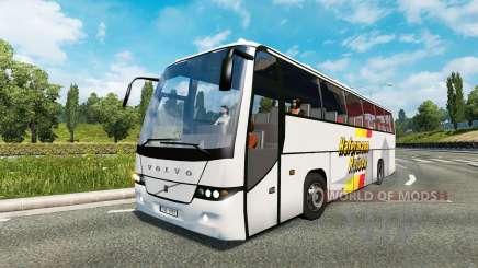 Bus traffic v1.5 pour Euro Truck Simulator 2