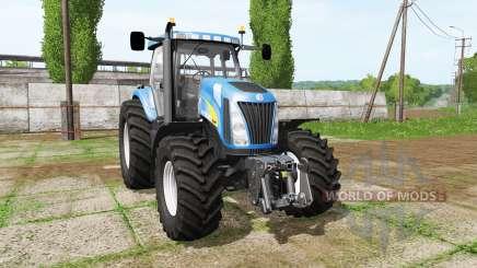 New Holland TG285 für Farming Simulator 2017