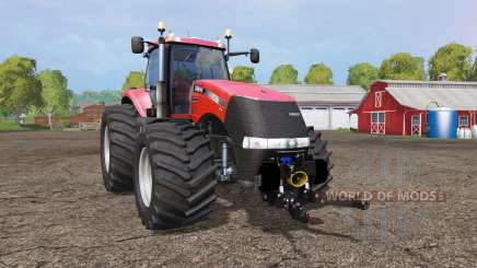 Case IH Magnum CVX 380 wide tires für Farming Simulator 2015