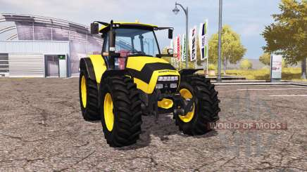 Deutz-Fahr Agrotron K 420 yellow pour Farming Simulator 2013