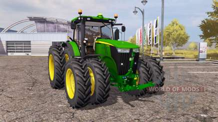 John Deere 7290R pour Farming Simulator 2013