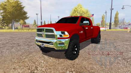 Dodge Ram 3500 Heavy Duty 2011 für Farming Simulator 2013