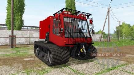 PistenBully 100 pour Farming Simulator 2017