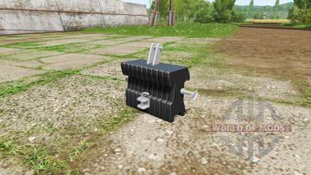 Weight für Farming Simulator 2017