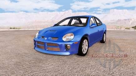 Dodge Neon SRT-4 2003 pour BeamNG Drive