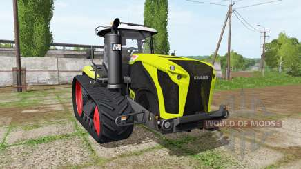 CLAAS Xerion 4000 TerraTrac für Farming Simulator 2017