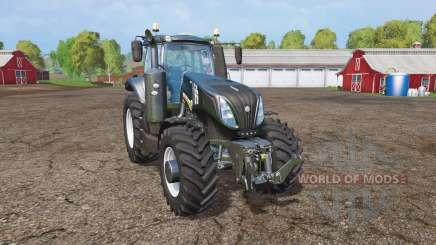 New Holland T8.320 black edition pour Farming Simulator 2015