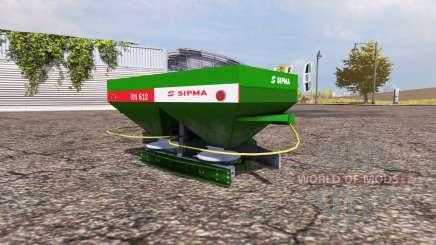 SIPMA RN 610 pour Farming Simulator 2013