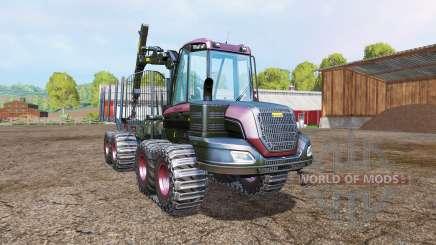 PONSSE Buffalo dyeable HDR v1.1 pour Farming Simulator 2015