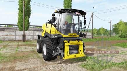 New Holland FR850 manual pipe für Farming Simulator 2017
