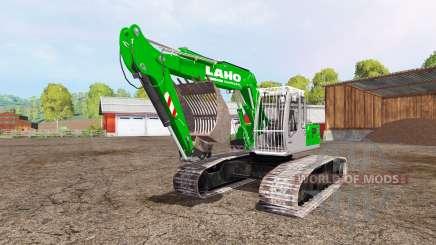 Liebherr A 900 C Litronic crawler laho für Farming Simulator 2015