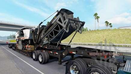 Fontaine Magnitude 55L Wirtgen v1.1 für American Truck Simulator