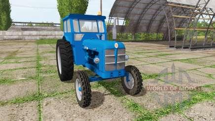 Ebro Super 55 für Farming Simulator 2017