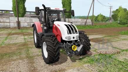 Steyr 6175 CVT v2.0 pour Farming Simulator 2017