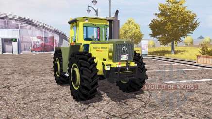 Mercedes-Benz Trac 1800 Intercooler v3.0 für Farming Simulator 2013