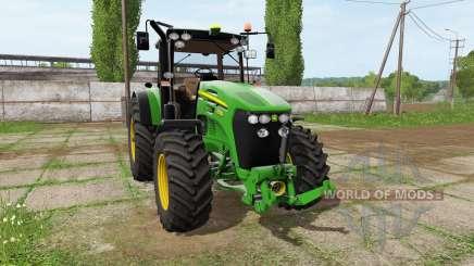 John Deere 7930 v1.3 pour Farming Simulator 2017