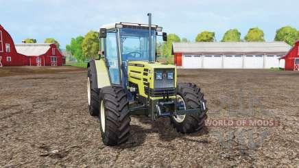 Hurlimann H488 front loader für Farming Simulator 2015