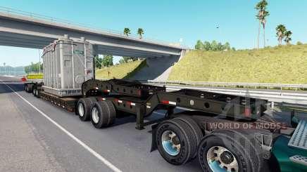 Fontaine Magnitude 55L Siemens v1.1 für American Truck Simulator