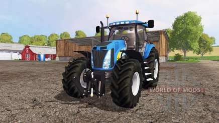 New Holland T8020 für Farming Simulator 2015