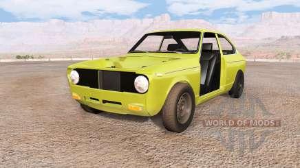 Toyota Corolla Sprinter 1969 drift für BeamNG Drive