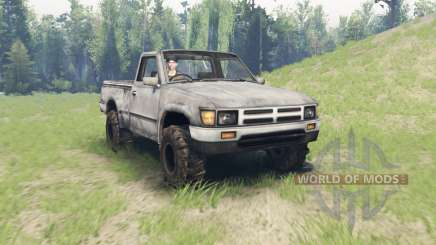 Toyota Hilux Single Cab pour Spin Tires