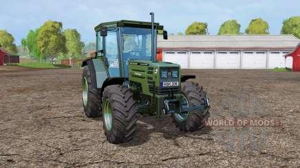 Hurlimann H488 Turbo Prestige multicolor pour Farming Simulator 2015