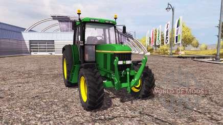 John Deere 6100 pour Farming Simulator 2013