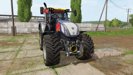 New Holland T7.315 Red Rikie für Farming Simulator 2017