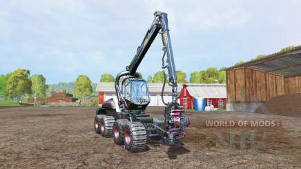 PONSSE Scorpion dyeable HDR v1.1 pour Farming Simulator 2015