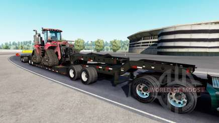 Fontaine Magnitude 55L Case IH v1.1 für American Truck Simulator