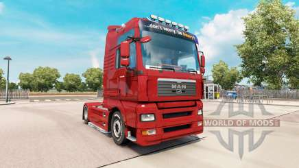 MAN TGA v1.3 für Euro Truck Simulator 2
