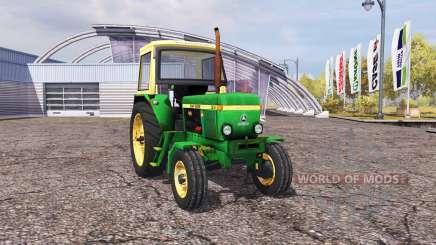 John Deere 1030 pour Farming Simulator 2013