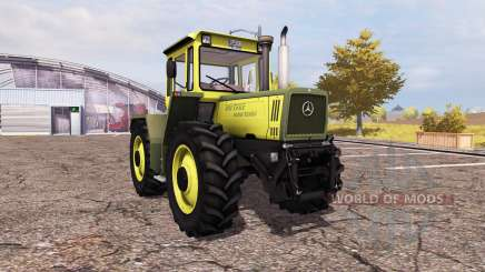 Mercedes-Benz Trac 1600 Turbo v3.0 pour Farming Simulator 2013