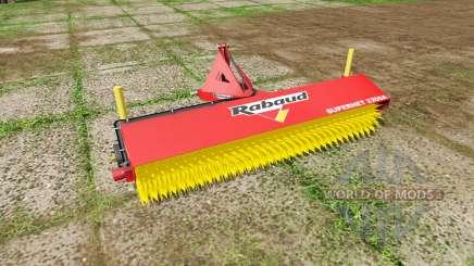 Rabaud SUPERNET 2200A für Farming Simulator 2017