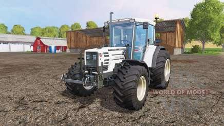 Hurlimann H488 Turbo white pour Farming Simulator 2015