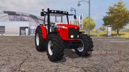Massey Ferguson 6480 v2.2 pour Farming Simulator 2013