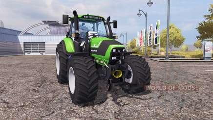 Deutz-Fahr Agrotron 6190 TTV v3.0 für Farming Simulator 2013