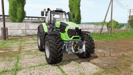 Deutz-Fahr 9310 TTV v2.0 pour Farming Simulator 2017