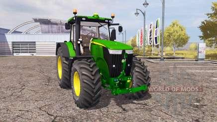 John Deere 7210R pour Farming Simulator 2013