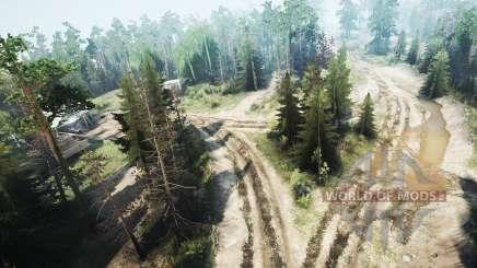 La foresterie v1.1 pour MudRunner