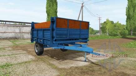 Manure spreader pour Farming Simulator 2017
